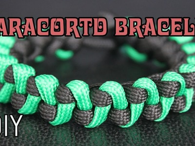 HOW TO MAKE PARACORD BRACELET #9