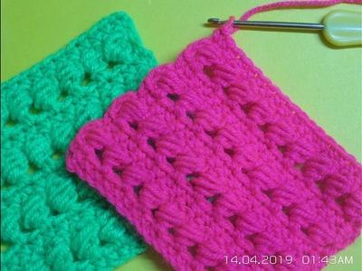 Tutorial:Crochet Bead Stitch | Crochet for Beginners