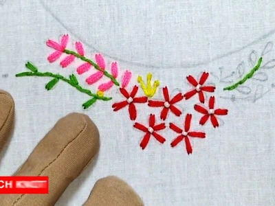 Easy kurti neck and sleeve design stitching tutorial,sleeve and border design for kurti
