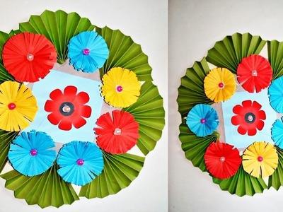 Diy Diy How To Make Quilling Flower Card Flower Frame Design