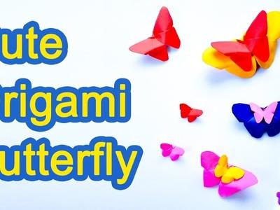 30+ Elegant Photo of Make Easy Origami Butterfly - craftora.info   300x400