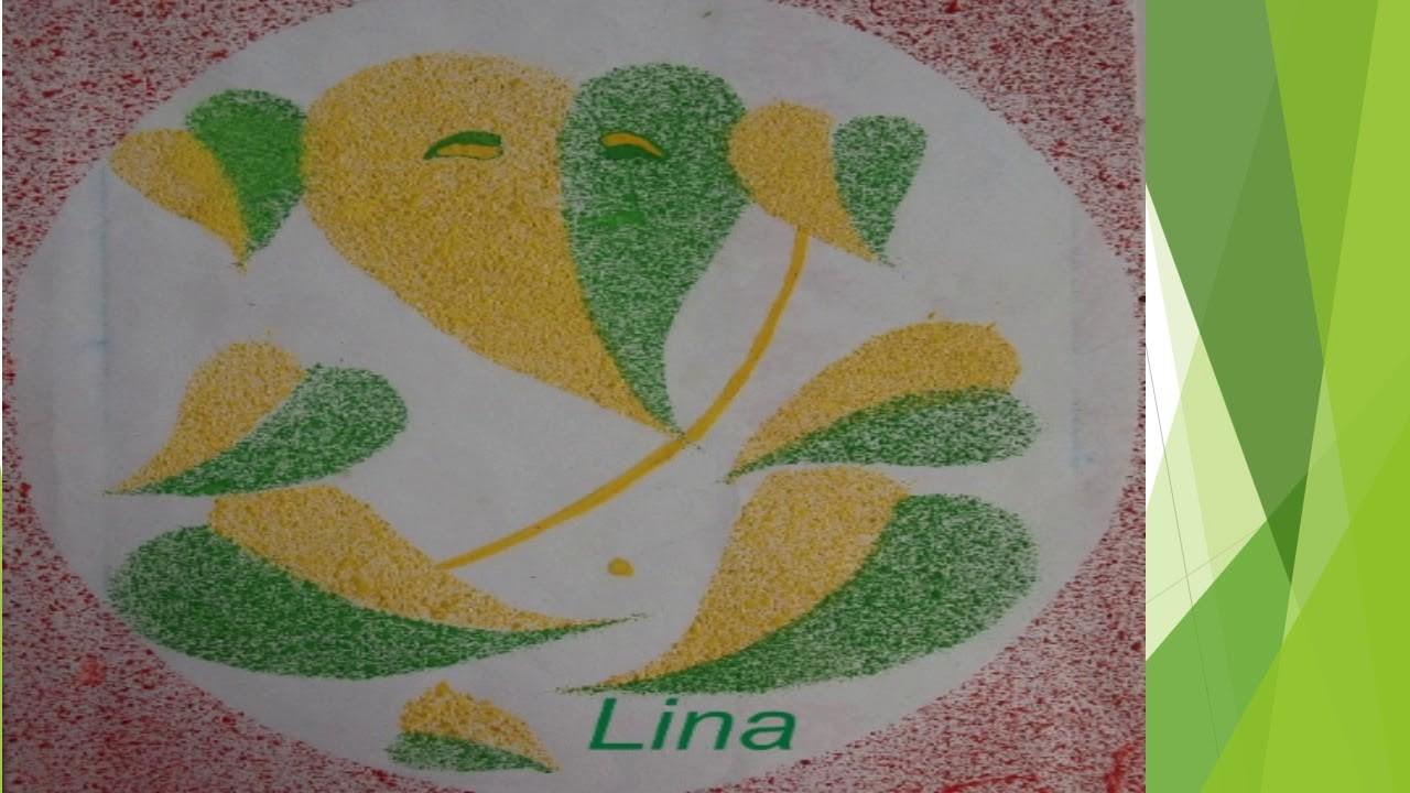 ART CRAFT Lina  Part 4 SPRAY PAINTING