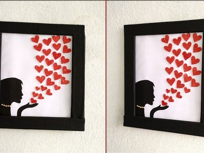 DIY handmade wall decoration ideas   How to decorate your room easily   DIY paper craft ideas