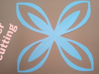 Easily decorarate with paper, Amusing paper craft,art with paper