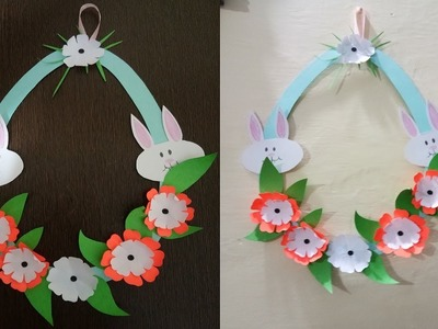 [For Kids] Easy Easter Crafts with Paper