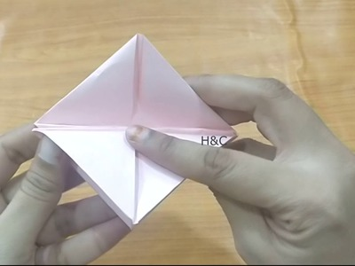 How to make a paper boat | origami for kids