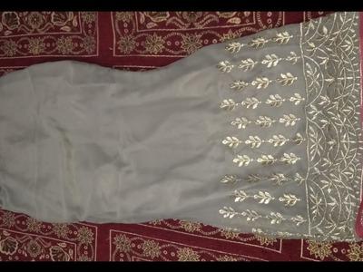 How to stitch aster Wala elephanta|aster Wala chouda pjama