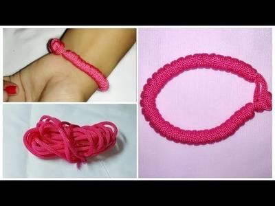 CHEAP AND EASY DIY Bracelet IDEA | Fancy Bracelet Idea !! Daily Ware || Easy DIY Bracelet Projects !