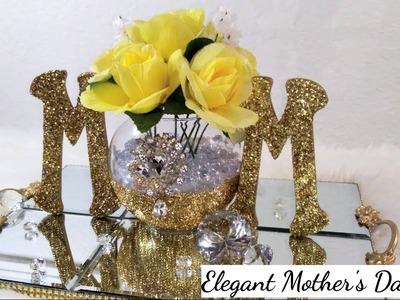 Diy Elegant Floral Mother's Day Gift