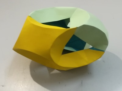 Diy Paper Ball - Como hacer una pelota de papel - Ball Making - Origami