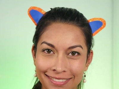 How to Make Cat Ears- HomeArtTv by Juan Gonzalo Angel