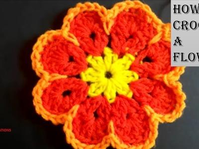KIEN- CROCHET FLOWER