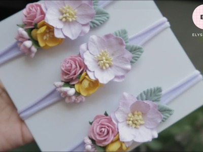 Preview : Paper Flowers Headband Ideas