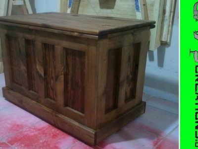 Build a Blanket Chest Video 5 - 011