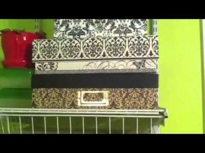 Craft Room Tour 2013~The Lime Meringue Loft