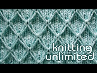 Diamond Quilting Stitch