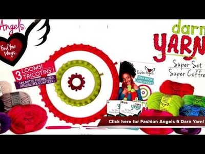 Fashion Angels 6 in 1 Projects Darn Yarn Review