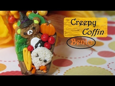Halloween Bento Box: Polymer Clay Tutorial