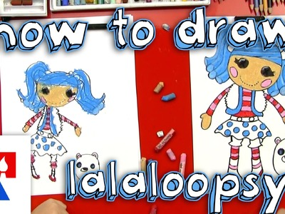 How To Draw Lalaloopsy
