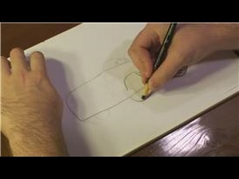 How to Draw Vehicles : How to Draw Classic Cars for Kids