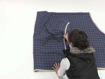 How to Fold a Blanket