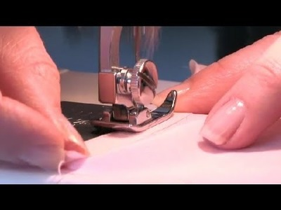 How to Hem Fine Silk : Sewing, Sketching & Fabric Care