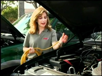 How To Jump Start A Car Battery - Advance Auto Parts