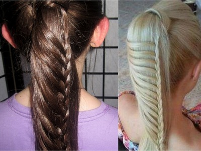 How To: Lobster Tail Braid