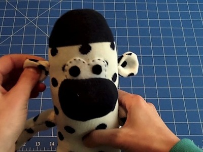 How to Make a Sock Monkey - the Quick Video Version!