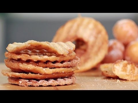 How to Make Donut Chips For Brunch or Dessert   Eat the Trend