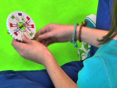 How to Make Friendship Bracelets - a beginner tutorial