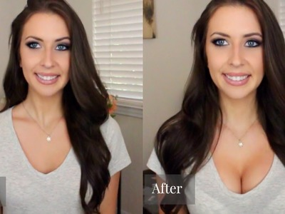 How to Make Your Boobs Look Bigger | Courtney Lundquist