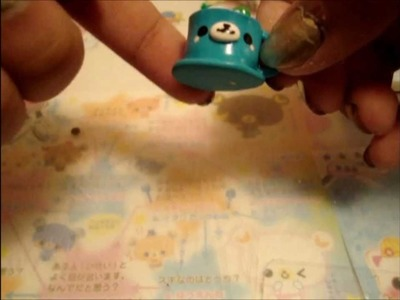 Mamegoma Cup Polymer Clay Charm Tutorial