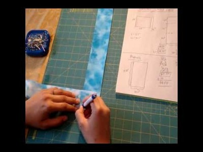 Quilt binding- How to make & attach it