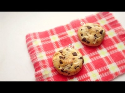 Realistic Polymer Clay Cookies Tutorial