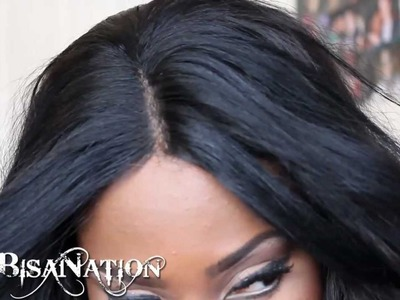 Requested: How To Make the Sleek Closure Look Natural