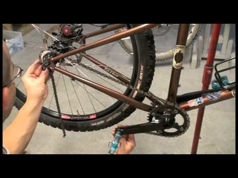 Single Speed Conversion - How to