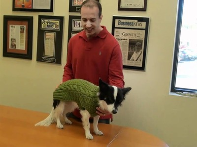 Sweaters for Dogs - 30 Styles - Hand Made Organic Wool Dog Sweaters