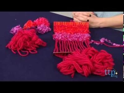 Threadz Make-a-Scarf Kit from PlaSmart