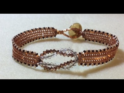 (Tutorial) Lover's Knot Bracelet ( Video 114)