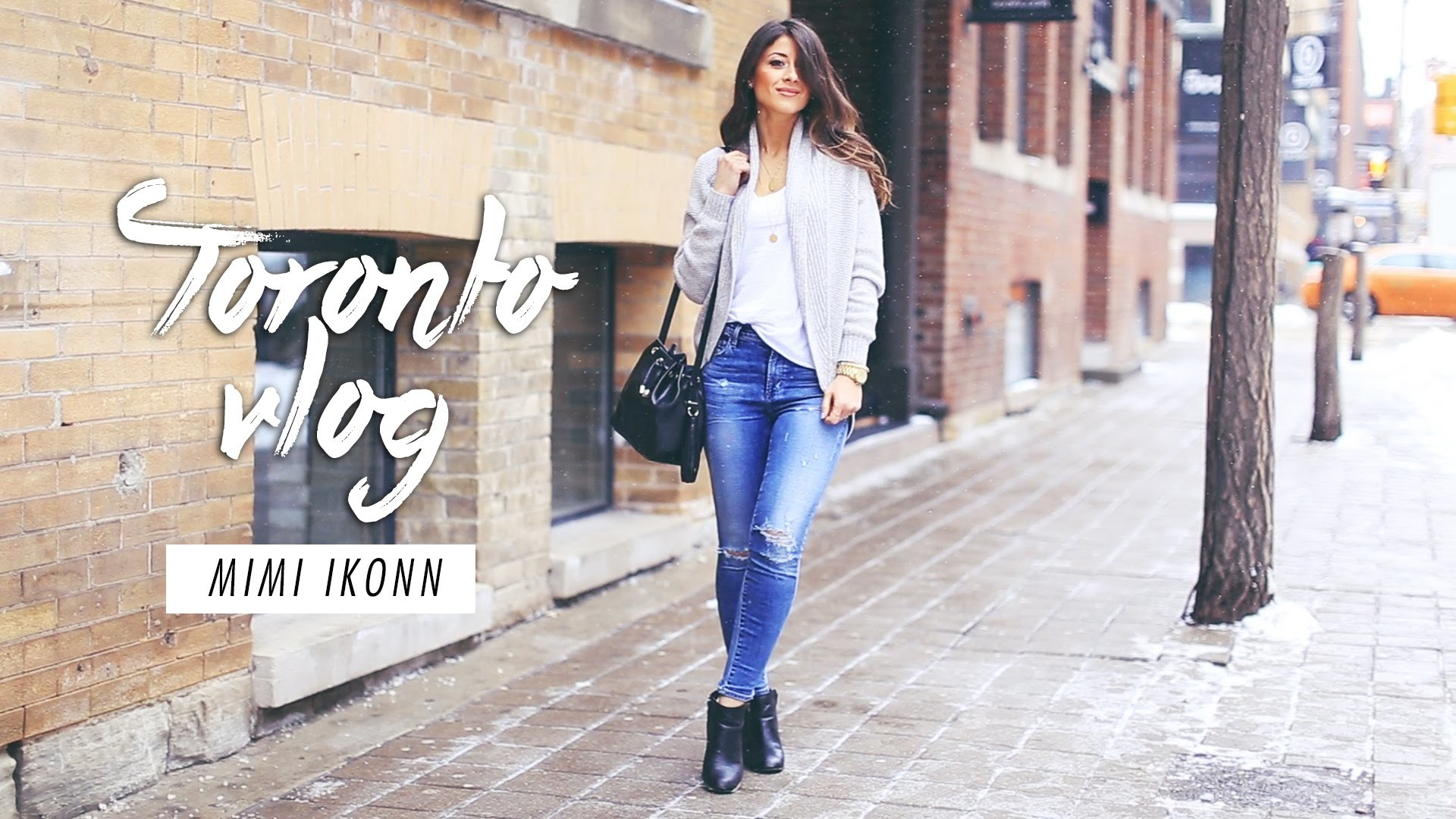 Winter Outfits + Thoughts on Life | Mimi Ikonn Vlog