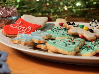 How to Decorate Holiday Cookies | Christmas Cookies