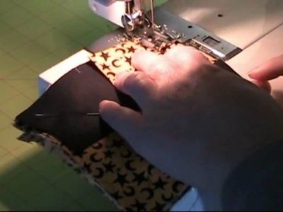 How to Make a Fabric Coaster