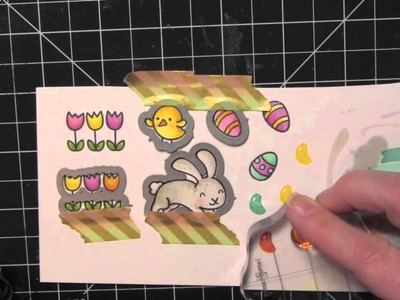 How to make an Easter card