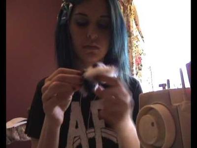 How to Make Neko Ears - NEW DESIGN