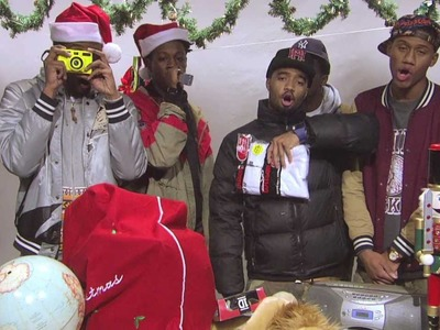 How To Rap A Present - Freestyle