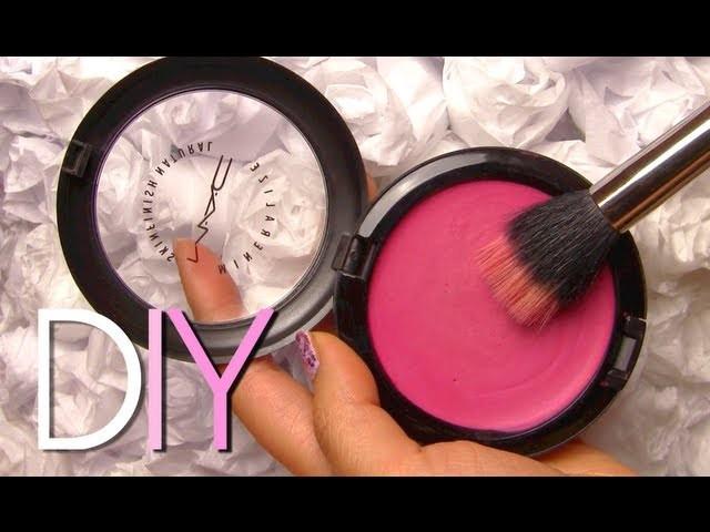 Make Cream Blush High Quality |Gift Idea