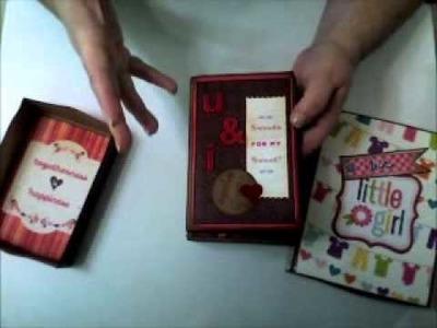 Memory Box with Mini Album