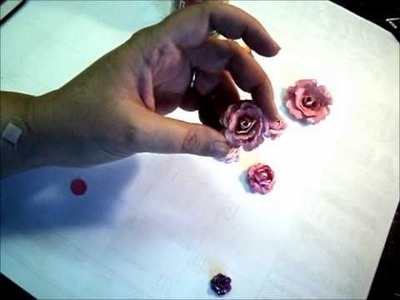 Several Different Flowers Tutorial - Part One