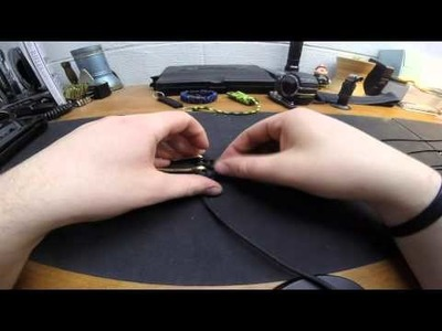 How To Make A Survival Paracord Belt